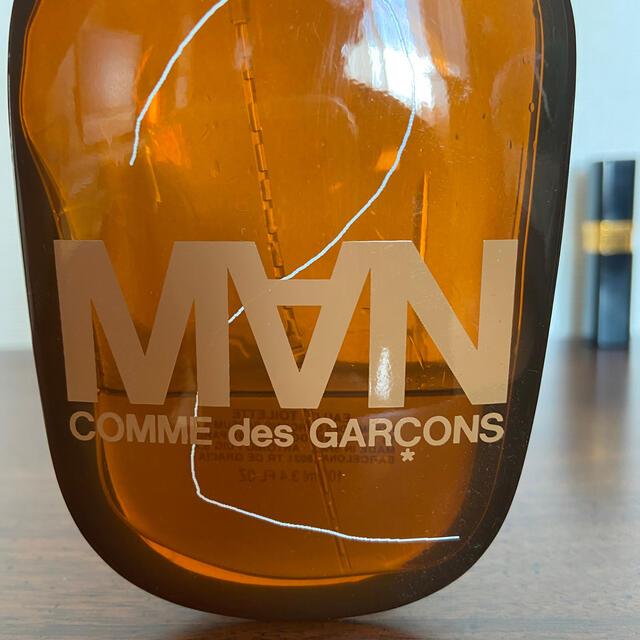 COMME des GARCONS(コムデギャルソン)の値下げ❗️コムデギャルソン2マン 100mlボトル おまけ2 コスメ/美容の香水(香水(男性用))の商品写真