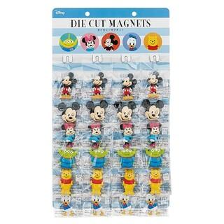 Disney - ★¥7,392- ディズニー マグネット 24個セット SET950  ★