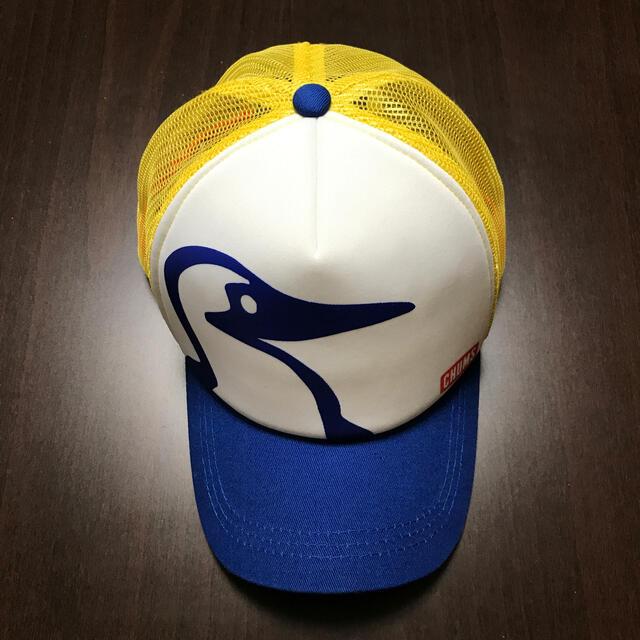 CHUMS(チャムス)のチャムス メッシュキャップ  レディースの帽子(キャップ)の商品写真