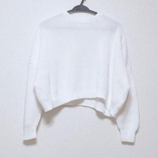 ENFOLD - エンフォルド 長袖セーター サイズ38 M -