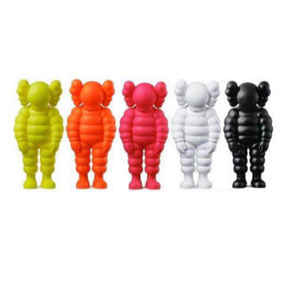 MEDICOM TOY - KAWS What Party Figure 5色セット 新品未開封