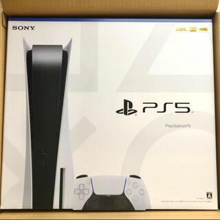 PlayStation - 【新品】PlayStation5 本体