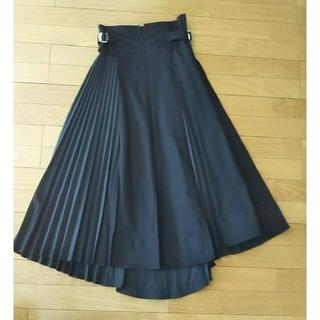 カーサフライン CASA FLINE フレアスカート プリーツスカート 美品