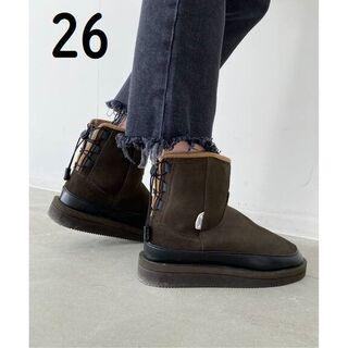 L'Appartement DEUXIEME CLASSE - 新品 【SUICOKE/スイコック】Mouton Boots 26