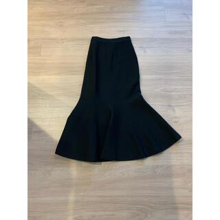 ルシェルブルー(LE CIEL BLEU)のLE CIEL BLEU ルシェルブルー スカート 34(ロングスカート)