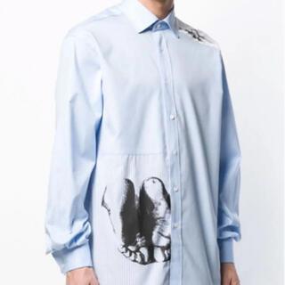 ジェイダブリューアンダーソン(J.W.ANDERSON)のjw anderson 19ssシャツ(シャツ)
