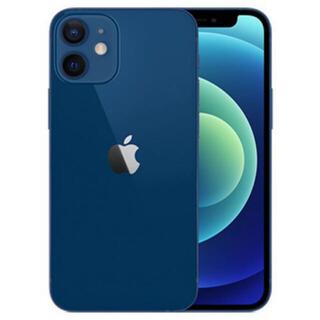 iPhone - 新品 iphone12 mini 64 ブルー