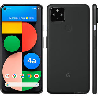 ANDROID - pixel 4a 5G SIMロック解除