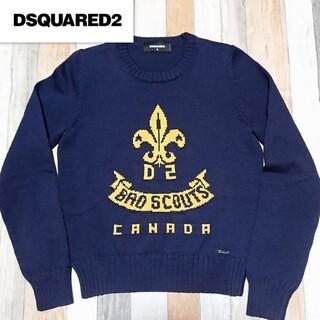 DSQUARED2 - 美品❇️Dsquared2 クルーネック ニット セーター
