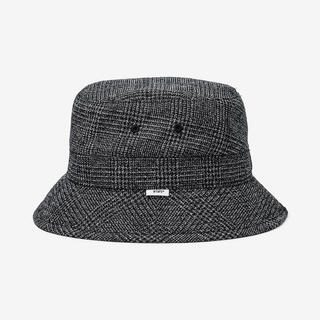 W)taps - WTAPS BUCKET / HAT / WOOL. TWEED. 黒 L