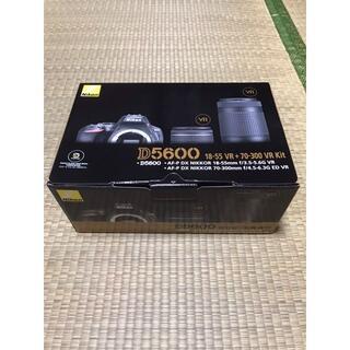 Nikon - 『新品/送料無料』8台 ニコンDシリーズ D5600 ダブルズームキット