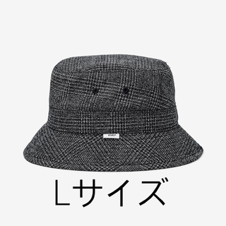 W)taps - WTAPS BUCKET  HAT / WOOL. TWEED. TEXTILE