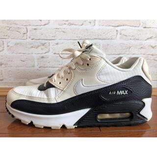 NIKE - NIKE airmax90 pale ivory/black