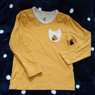 Design Tshirts Store graniph - 120 グラニフ 長袖Tシャツ