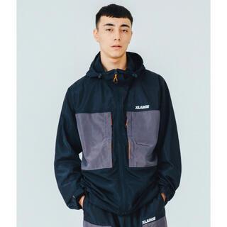 エクストララージ(XLARGE)のXLARGE Hooded Track Jacket(ナイロンジャケット)