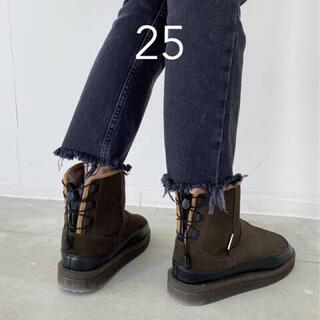 L'Appartement DEUXIEME CLASSE - 【SUICOKE/スイコック】Mouton Boots  25