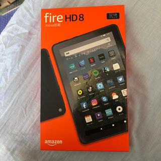新品未開封 Newモデル 第10世代 Fire HD 8 32GB ブラック
