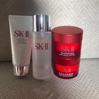 エスケーツー(SK-II)のskⅡ  洗顔料 クリアローション 美容乳液(サンプル/トライアルキット)