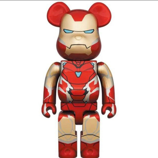 MEDICOM TOY - BE@RBRICK IRON MAN MARK 85 1000%