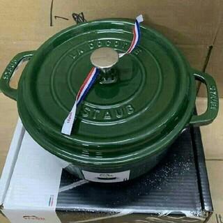 STAUB - 20cm  鋳鉄STAUB  エナメル鍋