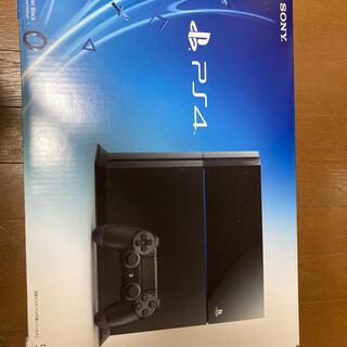 SONY - PS4 プレステ4 本体 ブラック CUH-1100AB01 500G 中古 黒