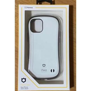 iFace iPhone12 mini ホワイト ケース