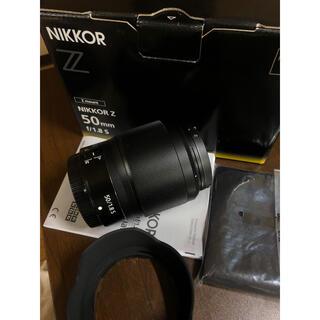 Nikon - 美品NIKKOR Z50mm F/1.8S