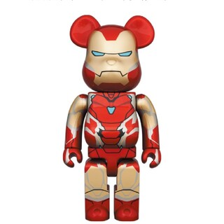 MEDICOM TOY - BE@RBRICK IRON MAN MARK 85 1000% 2G購入