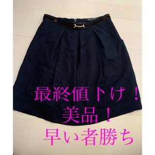 MISCH MASCH - ミッシュマッシュ スカート 冬生地