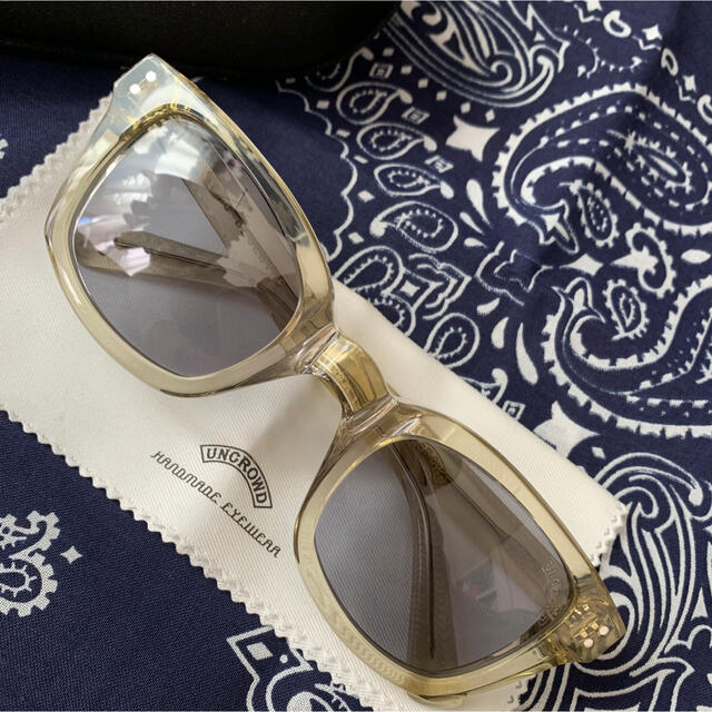 NEIGHBORHOOD(ネイバーフッド)のUNCROUD アンクラウド ビックブルーバード メンズのファッション小物(サングラス/メガネ)の商品写真