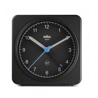 フラグメント(FRAGMENT)の⭐︎完売品 フラグメント x ブラウン 時計  黒 BC03BFU 新品(置時計)