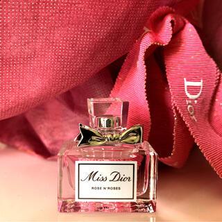 Dior - ディオール ミスディオール ローズ&ローズ ミニサイズ 新品未開封品