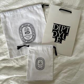 ディプティック(diptyque)のdiptyque ネル袋 紙袋(ショップ袋)