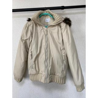 CONVERSE - 【格安】コンバース 冬用 ジャンパー ジャケット ホワイト Mサイズ