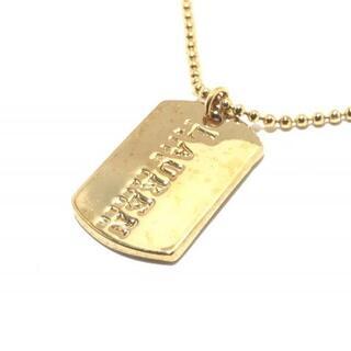 ラルフローレン(Ralph Lauren)のラルフローレン ネックレス - 金属素材(ネックレス)