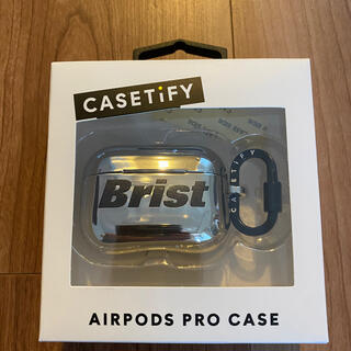 F.C.R.B. - fcrb casetify airpods ブリストル エアポッズ silver