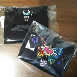 ANNA SUI - 【新品】 アナスイ セーラームーン ポーチ エコバッグ