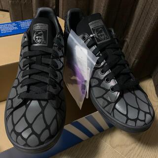 adidas - STAN SMITH アディダス スニーカー/スリッポン ブラック 送料無料