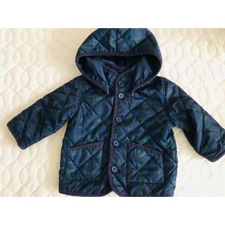 MUJI (無印良品) - キルティングジャケット