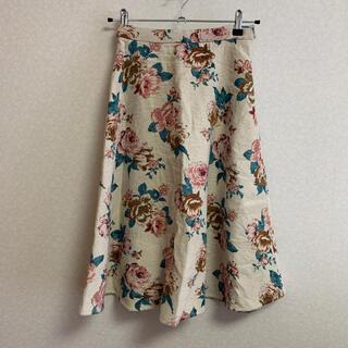 rienda - rienda ゴブラン柄スカート