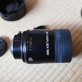 SONY - Minolta Sony 500mm f8 aマウント