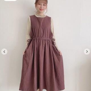 SM2 - サマンサモスモス ウール混ジャンパースカート