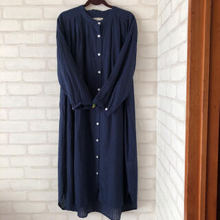 STUDIO CLIP - 綺麗色のシャツワンピース
