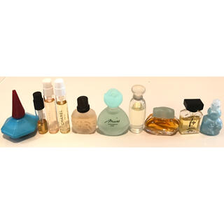 CHANEL - ミニ香水 10種類 (シャネルを含む)
