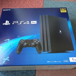 PlayStation4 - SONY PlayStation4 Pro 本体 +アンチャーテッド4