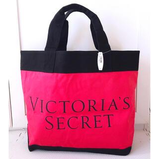 Victoria's Secret - 【新品タグ付】★ ビクトリアシークレット★キャンパス地★トートバッグ