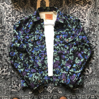 Supreme - Supreme Levi's 16aw roses denim Jacket S