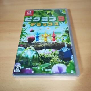 ニンテンドースイッチ(Nintendo Switch)の新品 ピクミン3 デラックス(家庭用ゲームソフト)