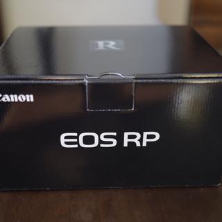 Canon - Canon EOS RPのボディ新品、未開封