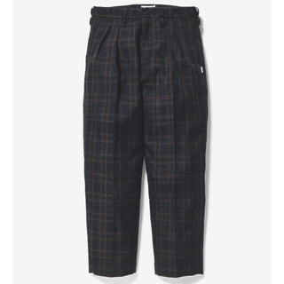 W)taps - WTAPS TUCK TROUSERS WOOL TWEED TEXTILE M